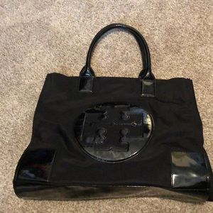 Tory Burch black tote bag
